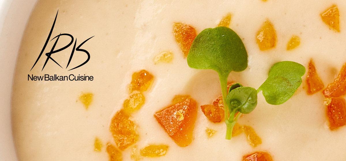 Iris New Balkan Cuisine restoran - New Balkan Cuisine - New Balkan ...